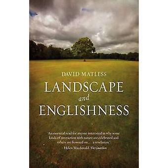 Landschap en zoals door David Matless - 9781780235813 boek