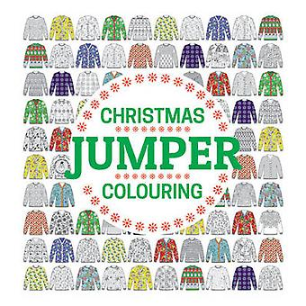 Christmas Jumper Colouring by GMC Editors - 9781784942168 Book