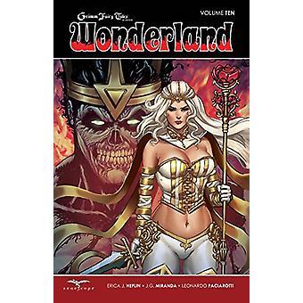 Wonderland - Volume 10 by Giorgia Sposito - J. G. Miranda - Erica J. H
