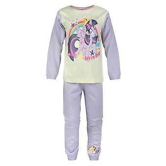 My Little Pony venga vuela conmigo pijama multicolor de niña