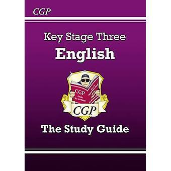 KS3 Englanti tutkimus opas (2. tarkistettu painos) CGP kirjat - CGP kirja