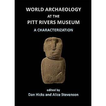 عالم الآثار في متحف بيت الأنهار-وصف من دا