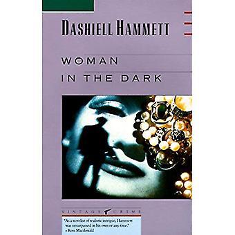 Vrouw in het donker (Vintage misdaad)