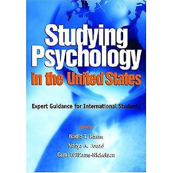 Studera psykologi i Förenta staterna: sakkunnig vägledning för internationella studenter