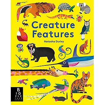Caractéristiques de créature [cartonné]