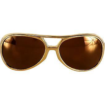 Okulary opoka idealna rolka złota złota - 15339