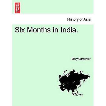 Seks måneder i Indien. Vol. I. af Tømrer & Mary