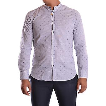 Manuel Ritz Ezbc128003 Men's Multicolor Cotton Shirt