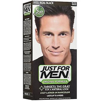 Just For Men Hair Dye- Real Black H-55