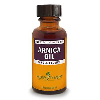 Herb Pharm Arnica olio 1 oz