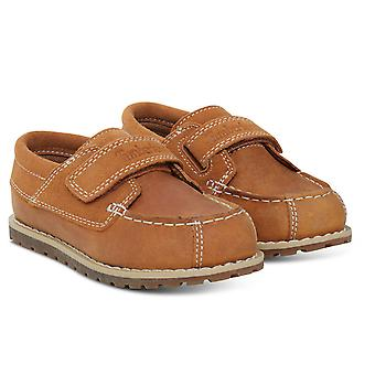Timberland малышей младенческой тюрьма сосна крюк и петля Оксфорд обувь