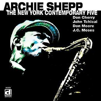 Archie Shepp - New York moderne fem [DVD] USA import