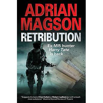 Retribution (Large type edition) by Adrian Magson - 9780727897923 Book