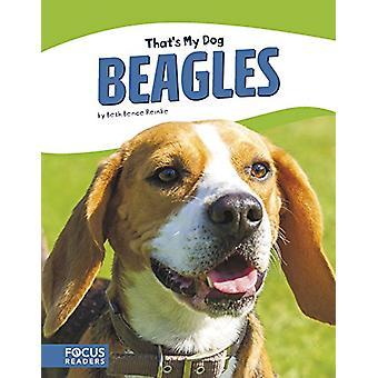 Beagles by Beth Bence Reinke - 9781635176100 Book