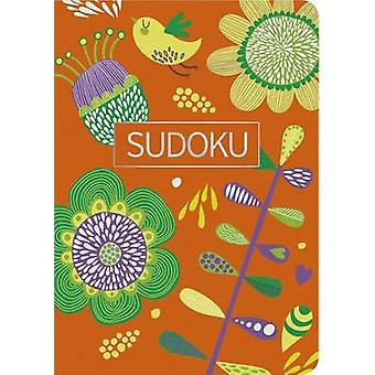 Floral Notebook Sudoku by Arcturus Publishing - 9781785991158 Book