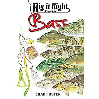 Rig it Right - Essentials Bass by Chad Foster - 9781865133027 Book