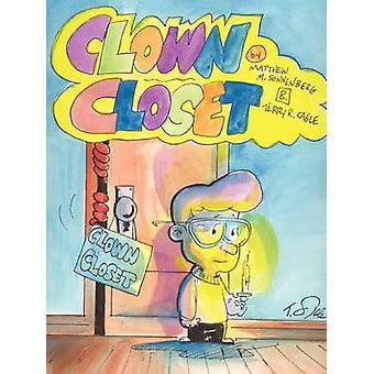 Clown Closet by Matthew Martin Sonnenberg - 9781930076426 Book