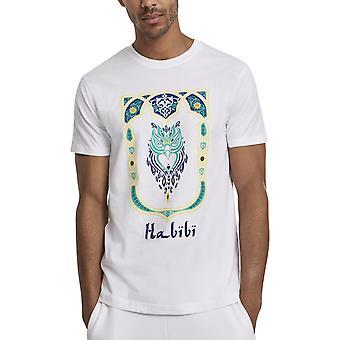 Mister Tea shirt-Habibi coruja branca