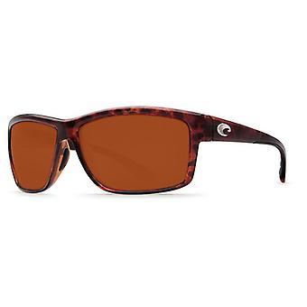 Costa Del Mar Mag Bay Polarized lunettes de soleil tortue - AA-10-OCGLP