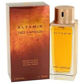 Altamir av Ted LAPIDUS Eau de Toilette spray 4,2 oz (menn) V728-464531
