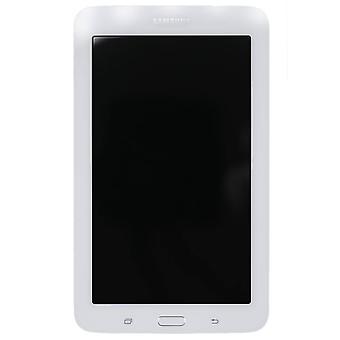 Samsung Galaxy Tab 3 7.0 Lite White LCD Screen | iParts4u