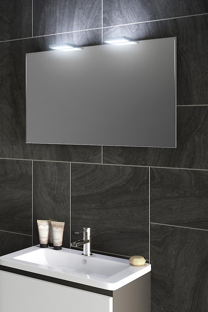 RGB k490 Top Light Mirror avec capteur et socket 490rgb