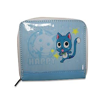 Wallet - Fairy Tail - New Happy Blue Anime Gifts Toys Licensed ge61787