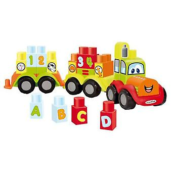 Smoby Abrick Maxi Train (Dzieci i niemowlęta , Zabawki , Konstrukcyjne)