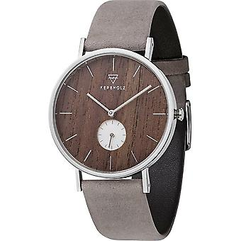 Kerbwood - Wristwatch - Unisex - Fritz - 4251240410142