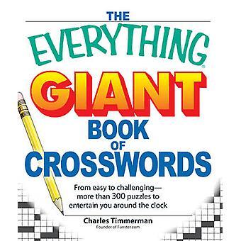 すべて - から挑戦簡単 - クロスワード パズル M の巨大な本