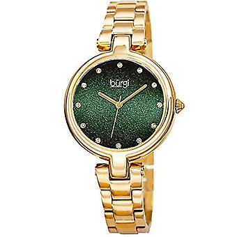 Burgi Clock Woman Ref. BUR226YGN