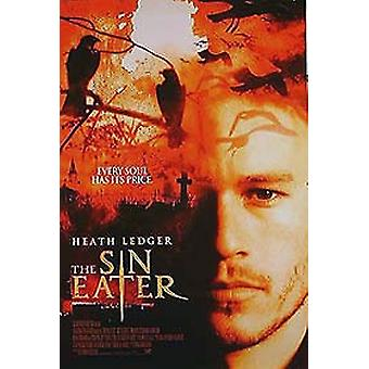 The Sin Eater (Double Sided International Style B Aka. The Order) Original Cinema Poster