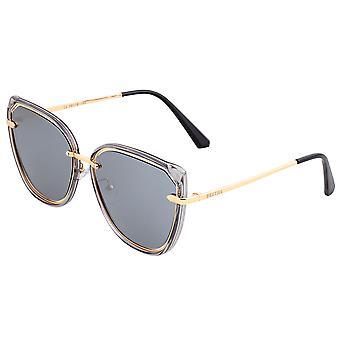 Bertha Rylee Polarized Sunglasses - Grey/Silver