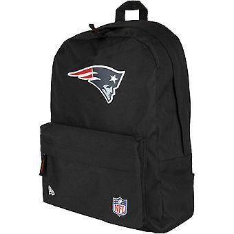 Uusi aika kausi New England Patriots Stadium reppu laukku musta 40