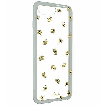 Sonix Clear Coat Caes for Apple iPhone 7 Plus, 6/6s Plus - Gold Bees
