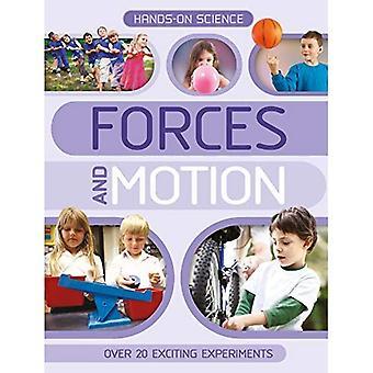 Hands-on Science: Forces et mouvement