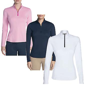 Skechers Golf Donne UPF LS Pullover