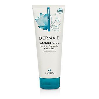 Derma E terapeutiska Itch lättnad lotion-227g/8oz