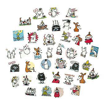 Stickers - Moomin