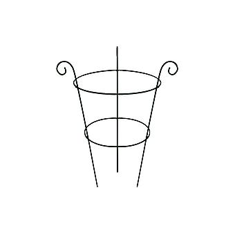 Garden Pride Scrolled Top Peony Cage Plant Support