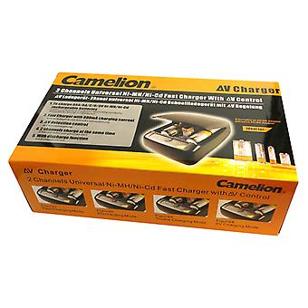 Camelion battery charger CM-9388 for batteries type AA AAA C D 9V