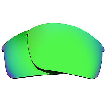 Polarized Replacement Lenses for Oakley Bottle Rocket Frame Green Anti-Scratch Anti-Glare UV400 by SeekOptics