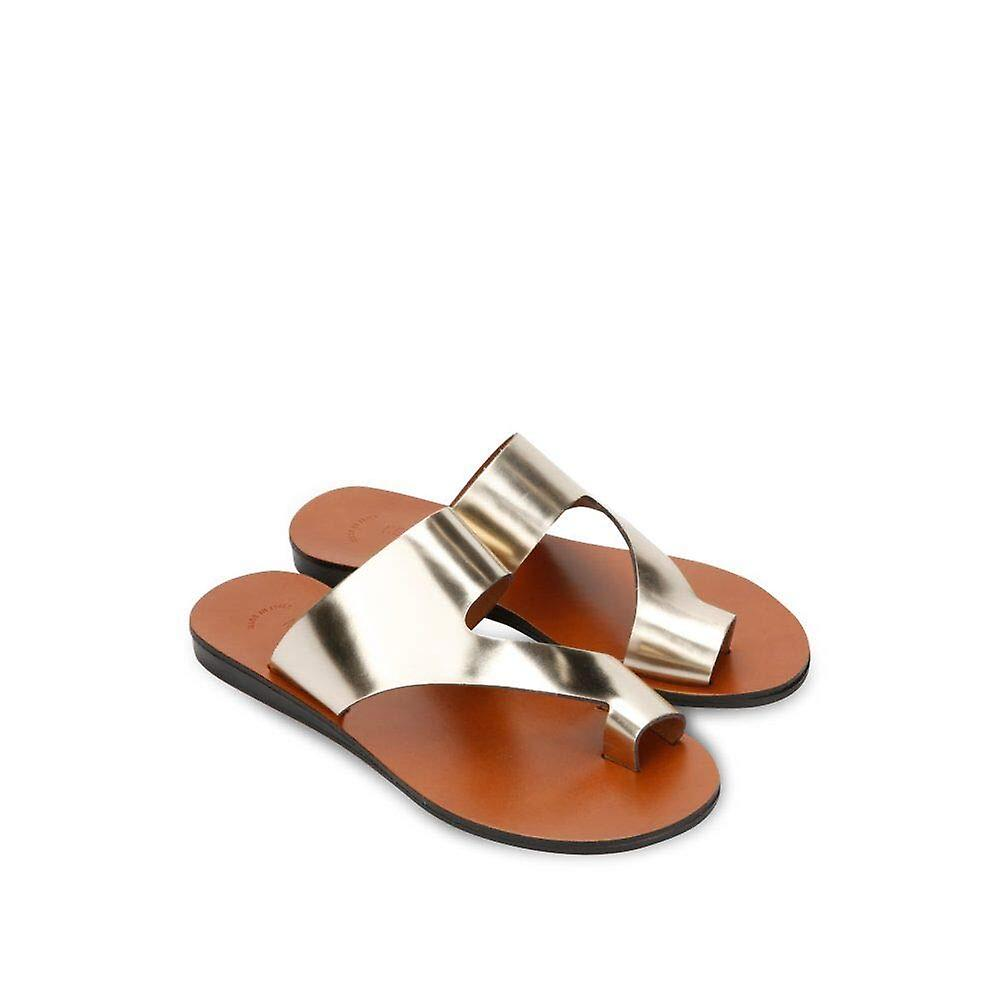Kenneth Cole New York Donne Palm Open Toe Casual Slide Sandals o5mQ6U