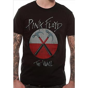 Pink Floyd Hammers The Wall Roger Waters Rock Camiseta Oficial