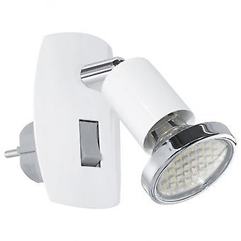 Eglo Mini Childrens Bedroom Wall LED Spotlight
