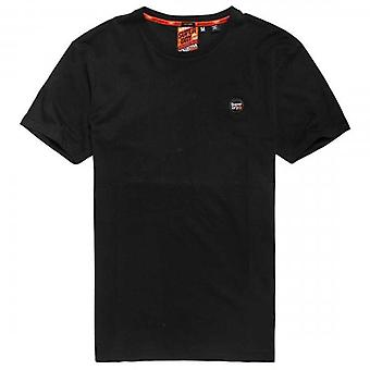 Superdry Collective Logo T-Shirt Black 02A