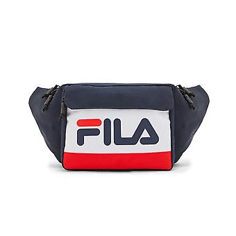 Fila Lindon 2626 Midja / Cross Body Bag - Marinblå/Vit/Röd