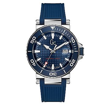 Gc Guess Collection Y36003g7 Diver Code Men's Watch 44 Mm