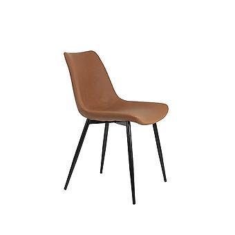 Light & Living Dining Chair 46x56x78cm Kovac Brown