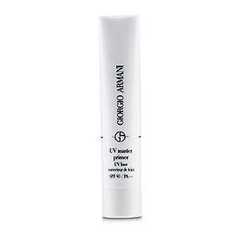 Giorgio Armani Uv Master Primer Spf 40 (new Packaging)  30ml/1oz